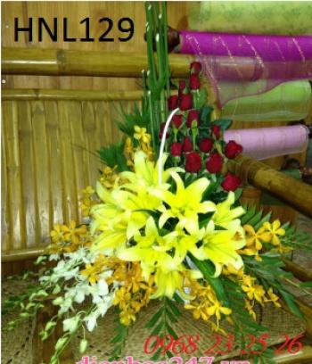 hoa ngay le  hnl129