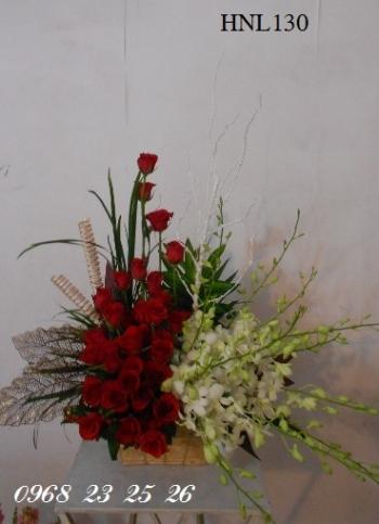 hoa ngay le  hnl130